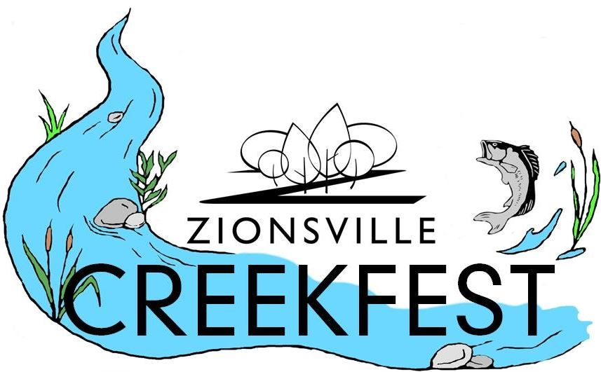 Creekfest Logo color
