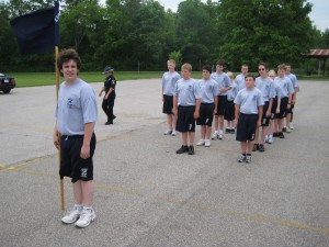 Ceremonial Drills and Group Movements