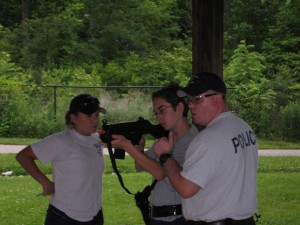 Simulated Firearms Training