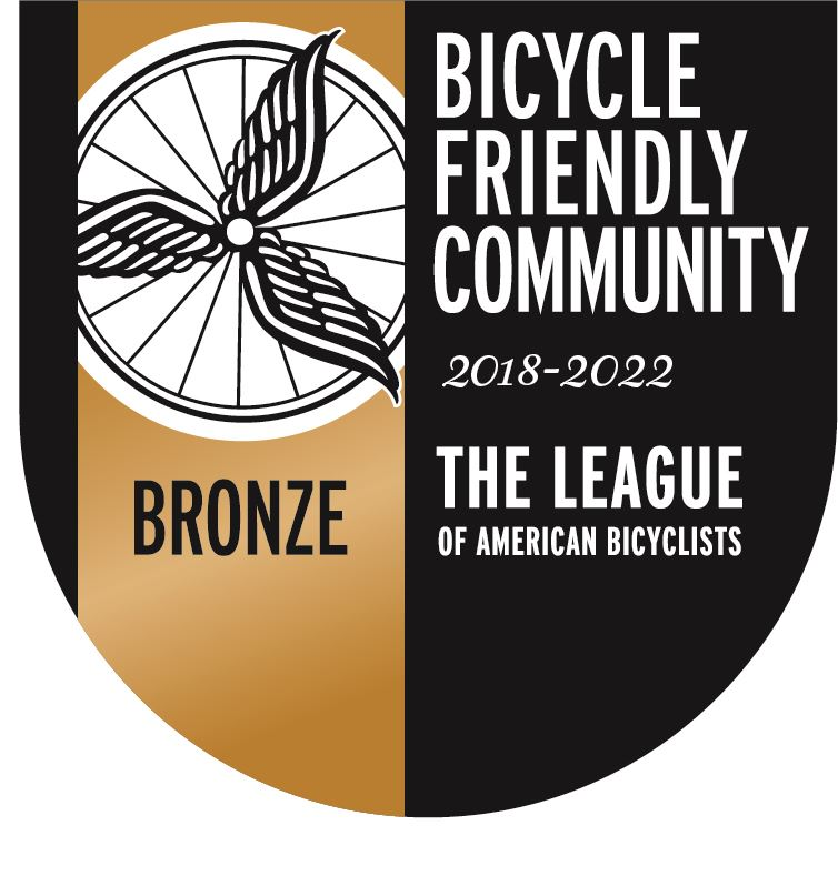 Bicycle Friendly Bronze