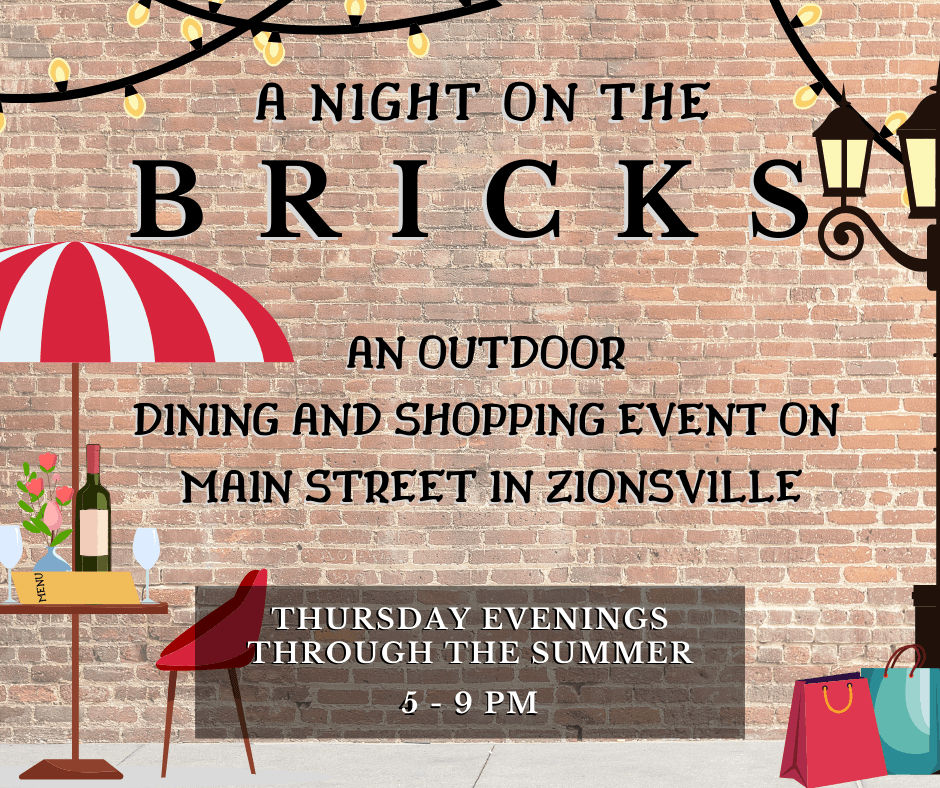Night on the Bricks - Menu (3)
