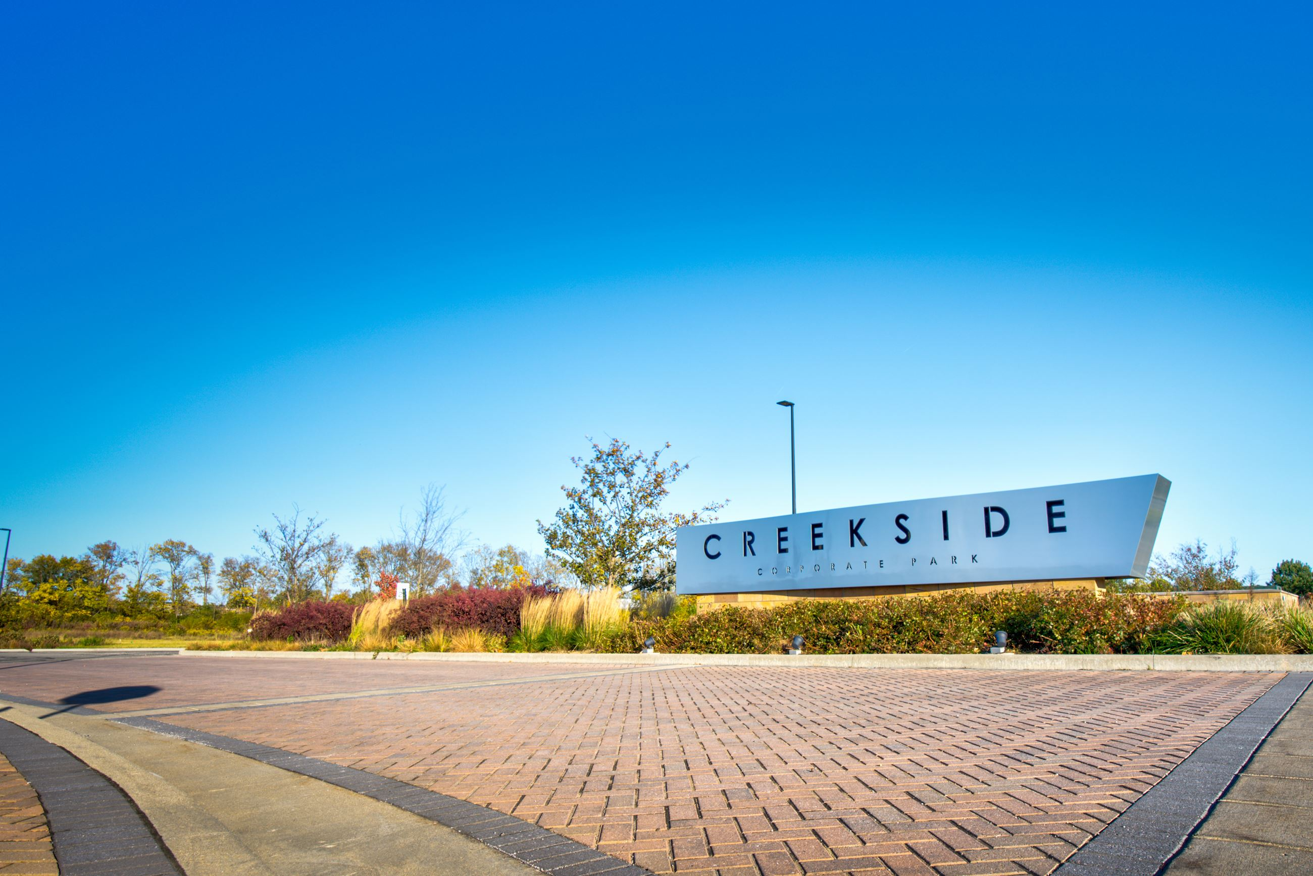 Creekside Corporate Park Sign